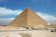 Leinwanddruck Bild cheops pyramide - ägypten