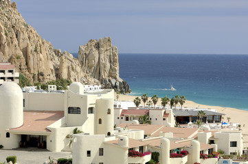 mexican resort in cabo san lucas, mexico