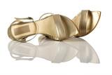 feminine sandals poster