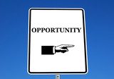 opportunity ahead poster