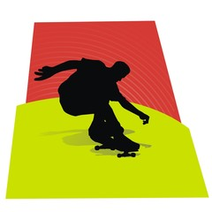 skater illustration