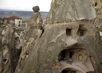 hillside turkish homes