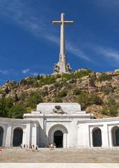 basilica - valley of fallen near madrid
