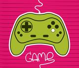 Fototapety gamepad