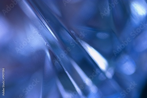 glass blurried background