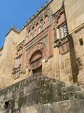 la mosquée de cordoue poster