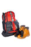 Fototapety mountain adventure kit