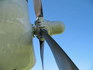 douglas dc-3 propeller