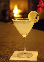 christmas cocktail