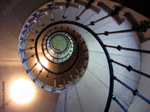 Escalier en colimasson by gilles parnalland royalty free stock photos 19240 - Escalier en colimasson ...