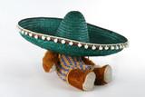 sombrero - mexican concept poster
