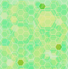 hexa ground green