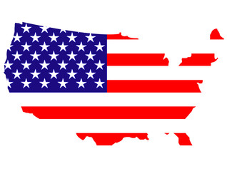 united states - vector illustration