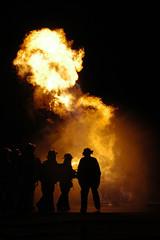fire fighter teamwork