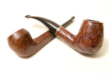 smoking pipe