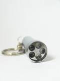 led flash torch light key-chain