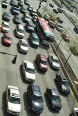new york city west side highway traffic
