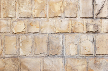 limestone bricks background