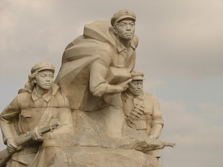 monument to the korean revolutionaries