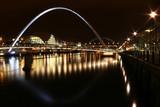 Fototapeta skrzyźowaniu - rzeka - Most
