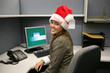 christmas at the office