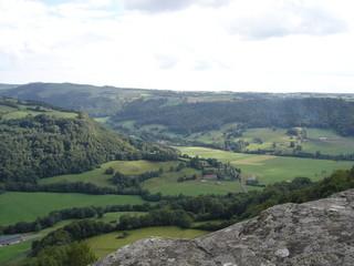 vallée du haut-cantal