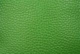 green leather poster