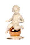 sculpture from porcelain poster
