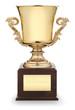 Leinwandbild Motiv trophy cup