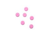 several pink pills poster