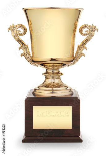 trophy cup - 1958223