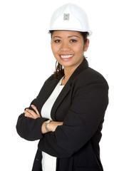 asian  female architect