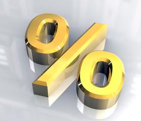 simbolo della percentuale