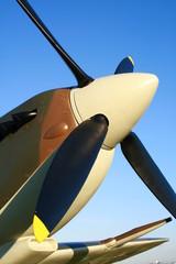 spitfire engine