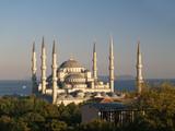 sultan ahmet camii o mezquita azul poster