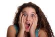 shocked teen