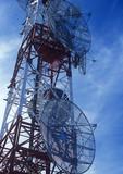 telecommunications mast poster
