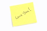 love you! poster