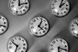 Fototapety clocks
