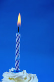 birthday cupcake poster