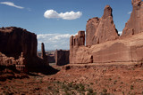 park avenue at arches national park, arizona poster