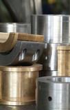 industrial strength bearings poster