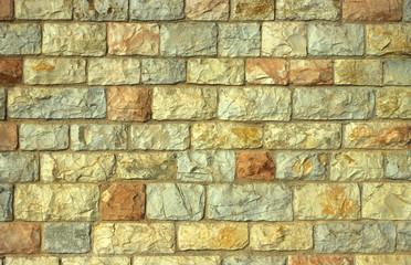 mur en pierre - 1.