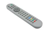 remote control - pure white background poster