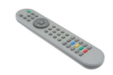 remote control - pure white background