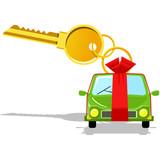 buy new car poster