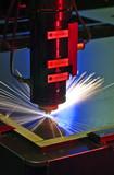 laser cutter poster