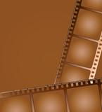 brown film outline 2 poster