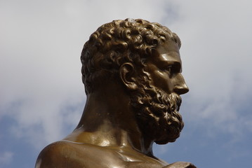 hercules, the greek hero
