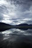 icelandic lake poster